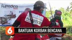 YPP SCTV-Indosiar Menyalurkan Bantuan untuk Korban Bencana di Lembata NTT   Liputan 6