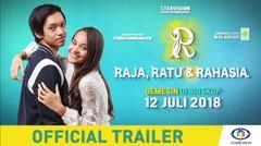 Raja Ratu & Rahasia Official Trailer