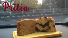 Prilia Marbel & Banana Cake