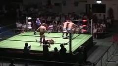 Bryan Danielson (Daniel Bryan) & Davey Richards vs. Kota Ibushi & Katsuhiko Nakajima