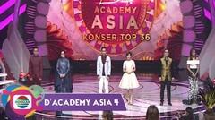 D'Academy Asia 4 - Konser Top 36 Group 3