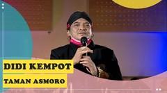 Didi Kempot - Taman Asmoro Lirik (Live Konser Amal dari Rumah)