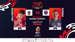 Bali United VS Persita Tangerang | Bali Virtual Island Cup 2020 (Episode 2)
