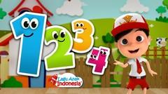 Lagu Anak Balita Indonesia - Lagu 1234 - Lagu Anak Indonesia - Nursery Rhymes -