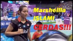 Regenerasi ganda campuran Indonesia Alfian PRASETYA/ Marsheilla ISLAMI