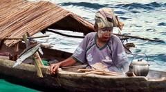 Manusia Laut suku Bajo