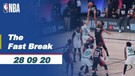 The Fast Break | Cuplikan Pertandingan - 28 September 2020 | NBA Regular Season 2019/20
