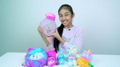 Unboxing Mainan Anak PIKMI POPS CHEEKI PUFFS Terbaru