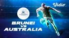 Full Match - Australia 4 VS 0 Brunei   Piala AFF U-15 2019