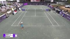 Match Highlights | Paula Badosa 2 vs 0 Ashleigh Barty | WTA Charleston Open 2021