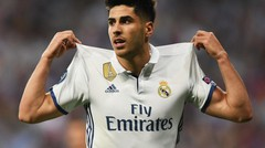 Ganasnya Asensio diawal musim Real Madrid