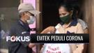 Emtek Peduli Corona Bagikan Bantuan Paket Sembako untuk Warga Terdampak Covid-19 di Yogyakarta