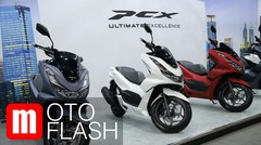 Test Ride All New Honda PCX 160 cc, Makin Mewah dan Bertenaga!