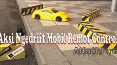 GILA!!!! Skil Drift Mobil Dengan Remot Control