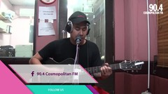 Ben Sihombing on Love is in the Air - A Beautiful Mess (Jason Mraz Cover)