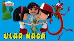 Lagu Anak Anak - Ular Naga Panjangnya - Lagu Anak Indonesia - Nursery Rhymes - أغنية للأطفال