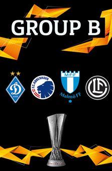 Penyisihan Grup B   Liga Europa 2019/2020
