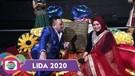 """Bolak Balik 'Pawan Kare Sor'!! Akhirnya Fildan DA-Lesti DA-Nassar-Selfi LIDA Kompak Bawakan Lagu """"Sawan Kamahina"""" [LIDA 2020]"""