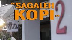 Mau Coba Kopi yang Rasanya Membumi ? Ngopi Dulu di Sagaleh Kopi!