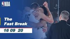 The Fast Break   Cuplikan Pertandingan - 16 September 2020   NBA Regular Season 2019/20