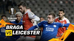 Mini Match - Braga vs Leicester City I UEFA Europa League 2020/2021