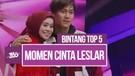 Bintang Top 5! Jomblo Jangan Baper, 5 Momen Cinta Lesti Kejora dan Rizky Billar