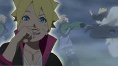 Boruto Sebut Hiramekarei adalah Pedang Tumpul di Anime Boruto