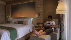 Menginap semalam di Seres Hotel Ubud,