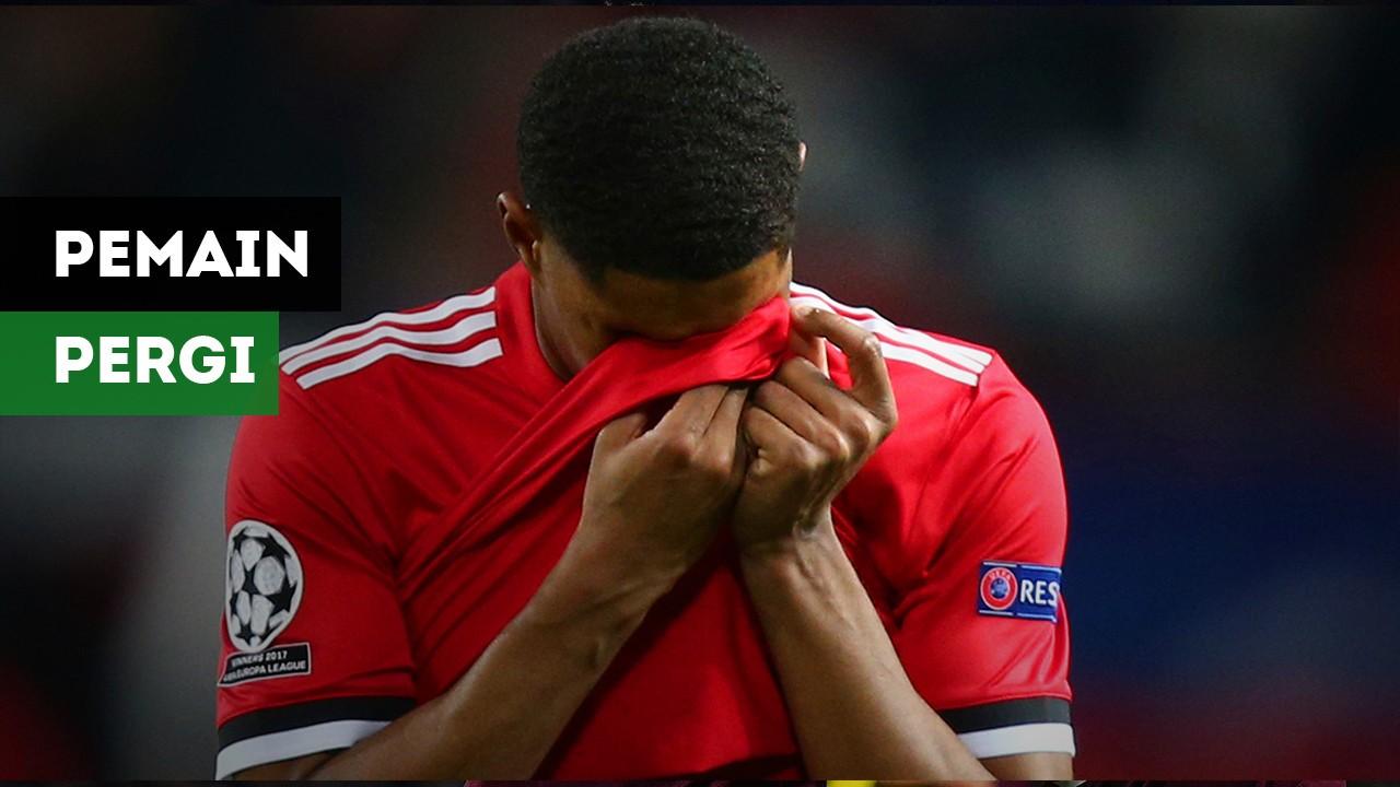 5 Pemain Yang Mungkin Akan Pergi Dari Manchester United