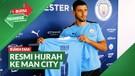 Bursa Transfer: Alasan Ruben Dias Pindah ke Manchester City