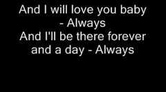 Bon jovi - Always lyrics