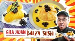 SUSHI BOBA! MAKANAN UNIK YANG HYPE ABIS! | Gila Jajan #17