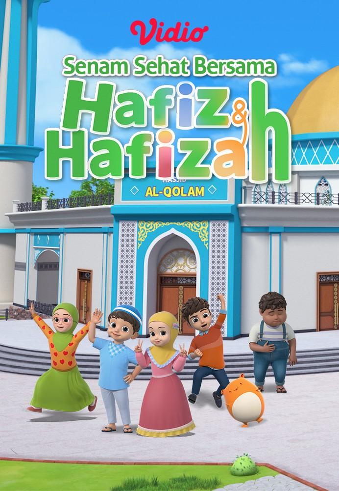 Senam Sehat Bersama Hafiz & Hafizah