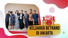 Lama Tak Berjumpa, Keluarga Dari NTT Kunjungi Betrand Peto Di Jakarta