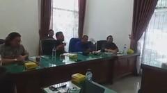 DPRD Pematangsiantar Tidak Terima atas Pernyataan Dinas Kesehatan mengenai 27 Anggota DPRD ODP Virus Corona