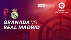 Granada vs Madrid - La Liga