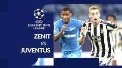 MOTION GRAFIS Liga Champions: Juventus Bungkam Zenit St Petersburg 1-0