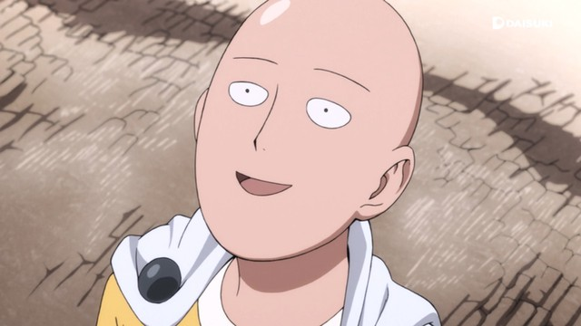 One Punch Man Episode 10