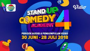 Audisi Online Stand Up Academy 4