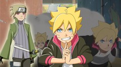 Batas Jumlah Bunshin Boruto Diungkap Kagura di Anime Boruto