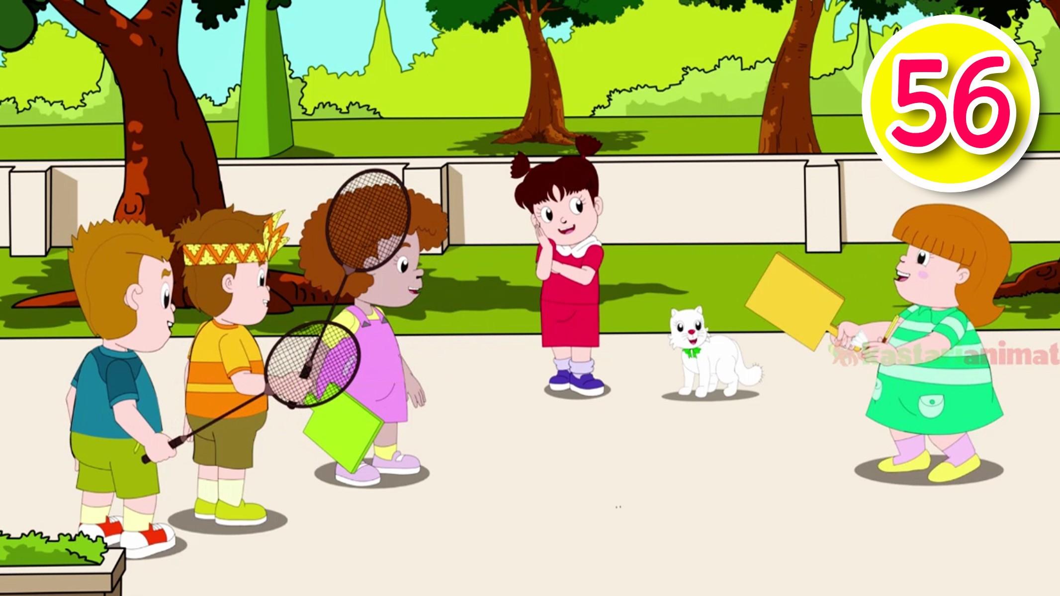 Menakjubkan 15+ Gambar Kartun Anak Menyapu - Gani Gambar