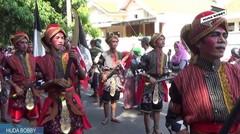 Jurit Menak - Festival Kirab Budaya 501 Payung Pekalongan