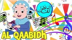 AL QAABIDH |  Lagu Asmaul Husna Seri 3 Bersama Diva | Kastari Animation
