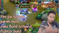 Mm pake build fighter tambah gila