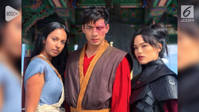 Yoshi Sudarso akan Bermain di Avatar: The Last Airbender