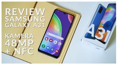 Review Samsung Galaxy A31, Naik Kelas dengan Kamera 48MP dan NFC