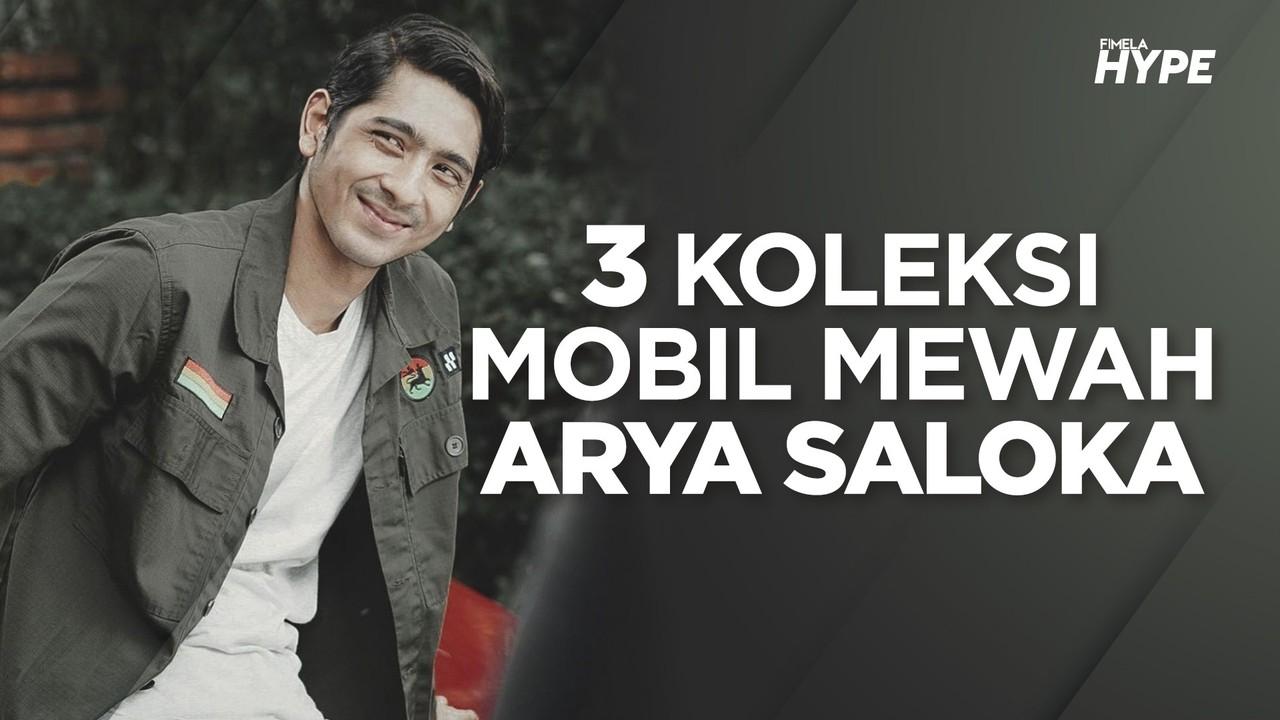 Streaming 3 Koleksi Mobil Mewah Arya Saloka Vidio