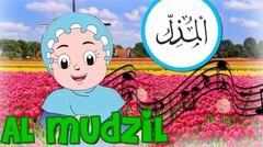 AL MUDZIL |  Lagu Asmaul Husna Seri 3 Bersama Diva | Kastari Animation