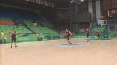 Basketball SF - USA vs Spain (Olympic Games 2016)