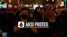 Masyarakat Prancis Protes ke Jalan Tuntut Pencebutan Aturan Baru Pemerintah